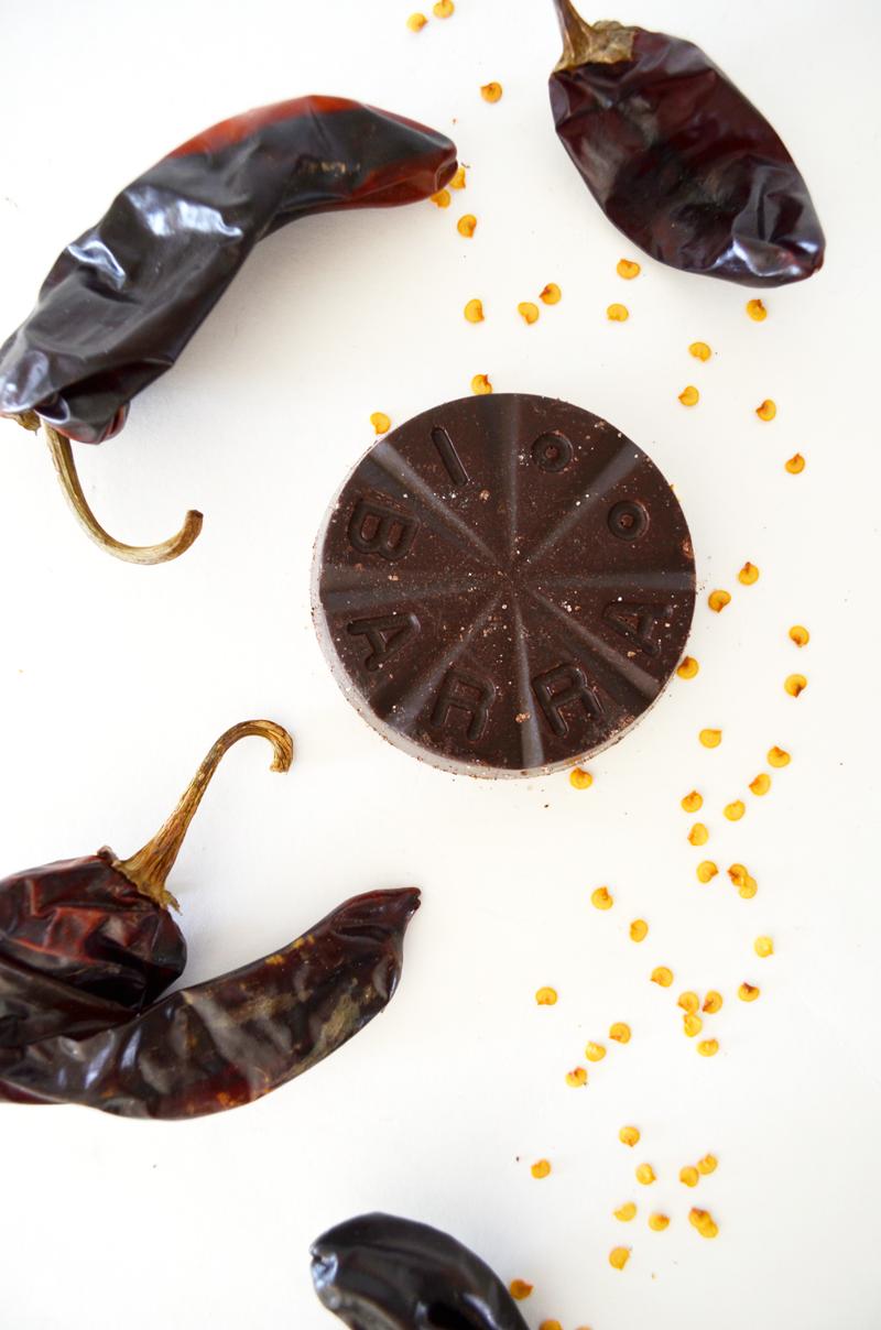 enchiladas + chocolate
