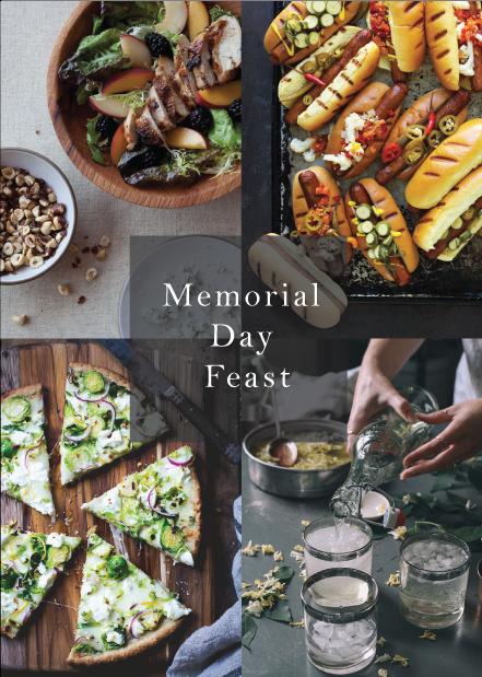 memorial day feast