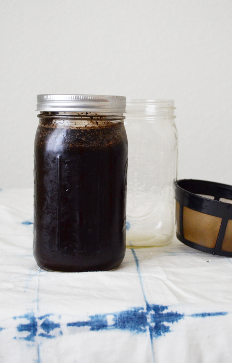 Cold Brewed Iced Coffee Recipe