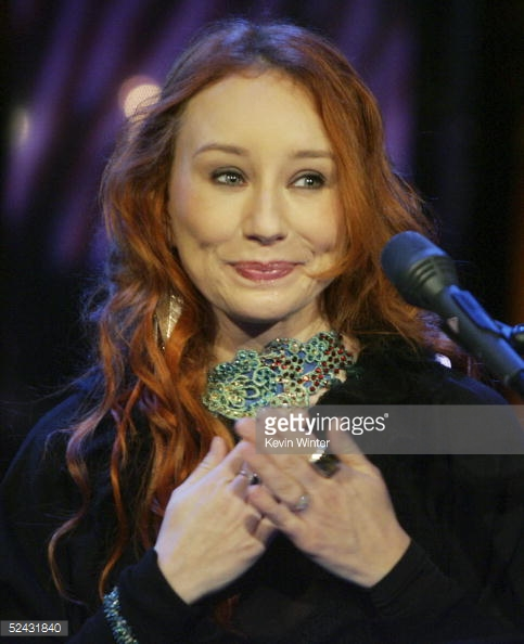 "The ""Nymph"" Face - Photo by Kevin Winter/Getty Images Entertainment / Getty Images"