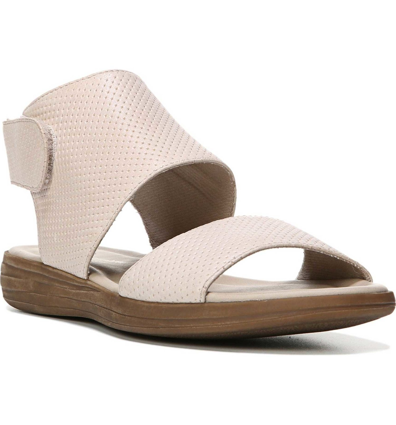 Clothing, Shoes & Accessories Purposeful Preowned Womens Naturalizer Comfort Sandals Size 10 Narrow Tan Cool In Summer And Warm In Winter