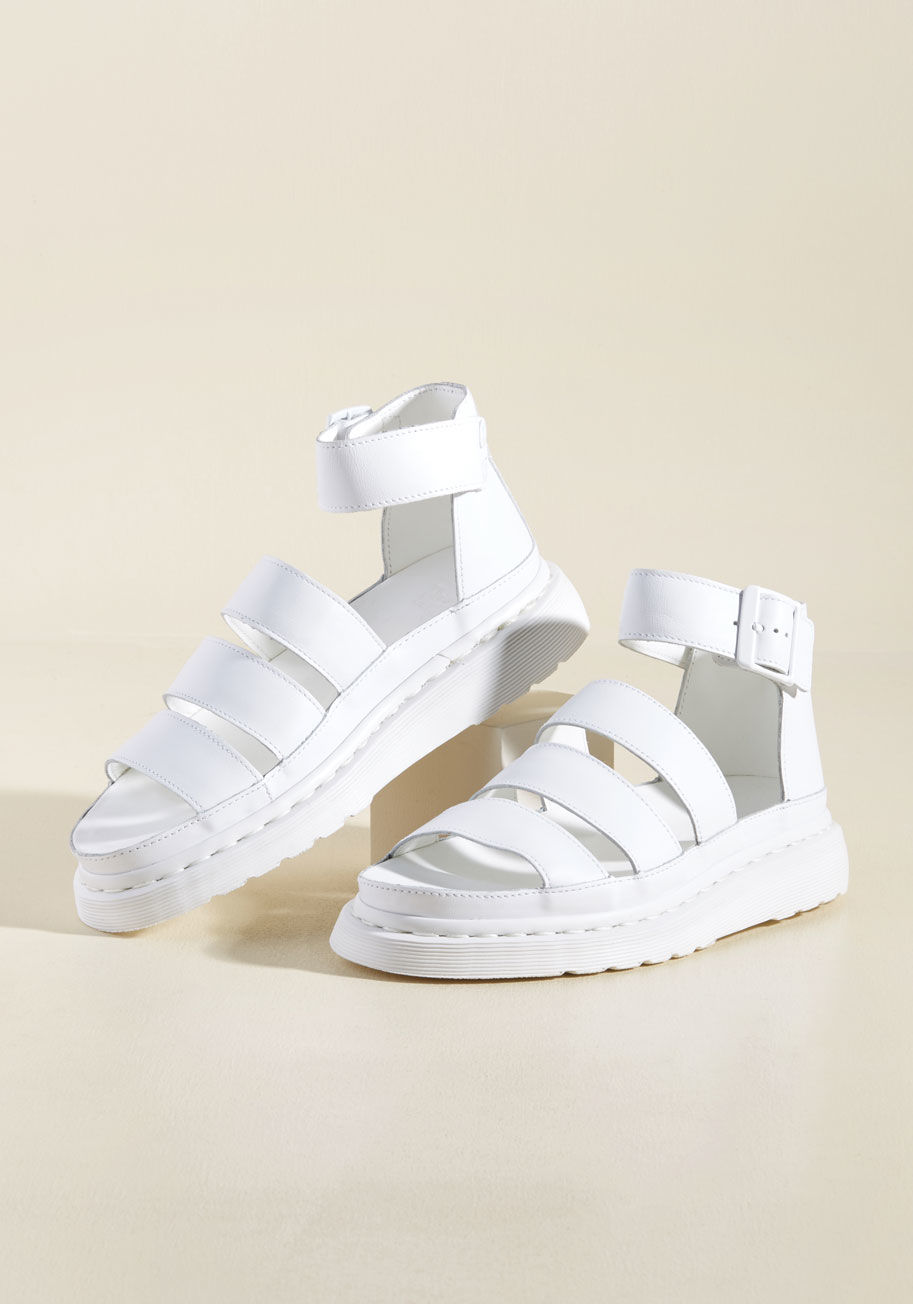 f66e882ee6 YangG shoe: https://www.modcloth.com/shop/shoes -sandals/flatform-performance-leather-sandal/10081386.html?cgid=shoes_sandals_148&dwvar_10081386_color=WHT  ...