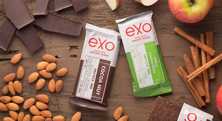 Insect protein is the protein of the future, and Exo is leading the charge. Visit their website and check them out.
