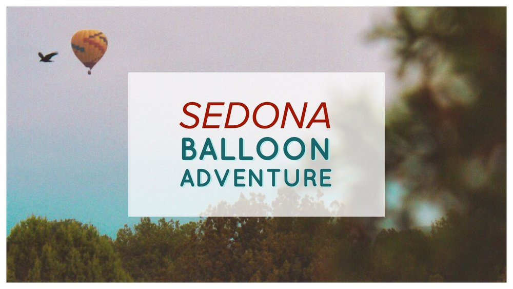Sedona Balloon Adventure