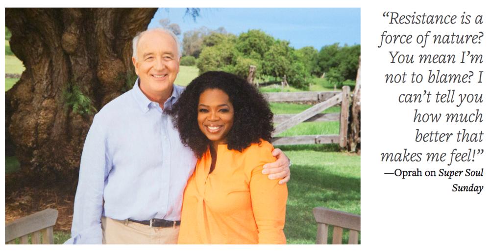 Steven & Oprah
