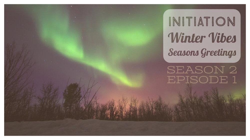 winter vibes seasons greetings