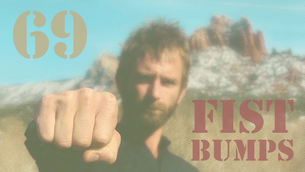fist bump podcast episode