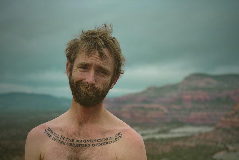 Self Portrait David Whipple