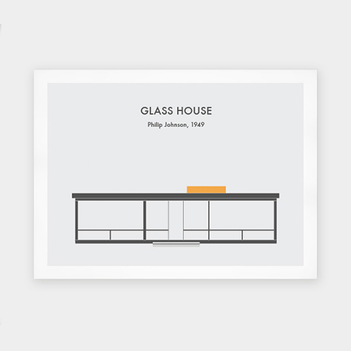 Glass house building plans