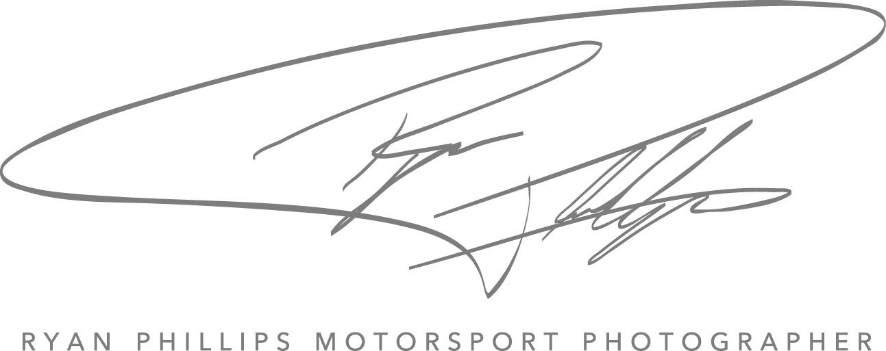 RYAN PHILLIPS MOTORSPORT PHOTOGRAPHER