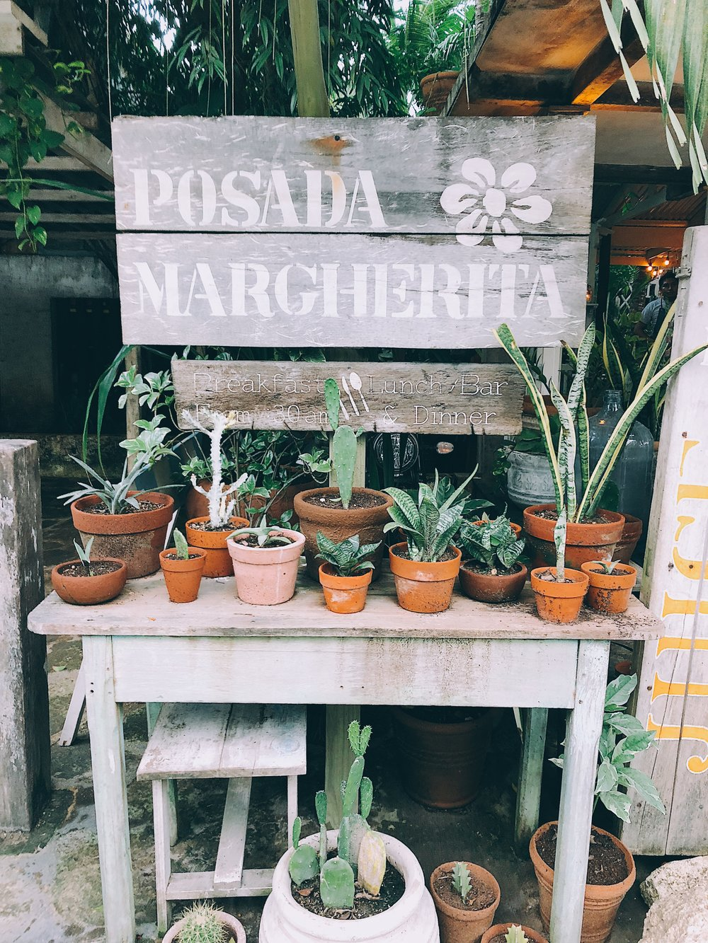 posada margherita // tulum, mexico