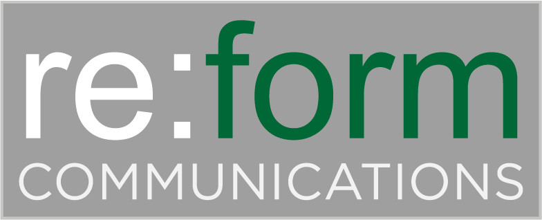 re:form communications - writing, corporate communication and more