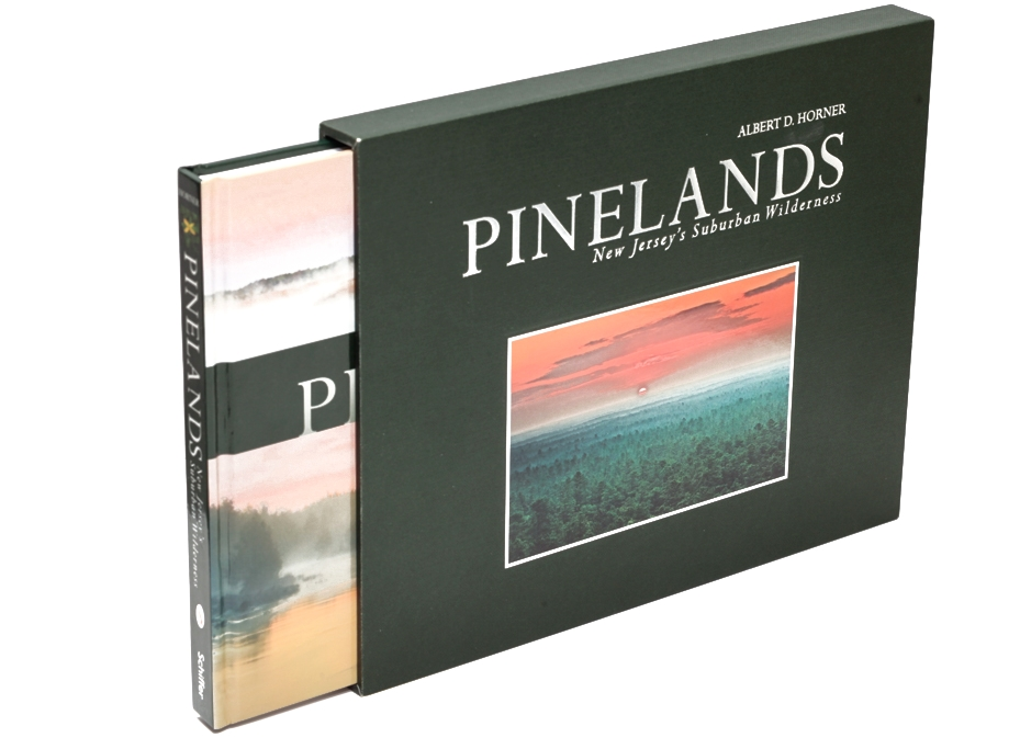 """Pinelands: New Jersey's Suburban Wilderness"" a nine year venture to capture the beauty of the New Jersey Pinelands National Reserve."