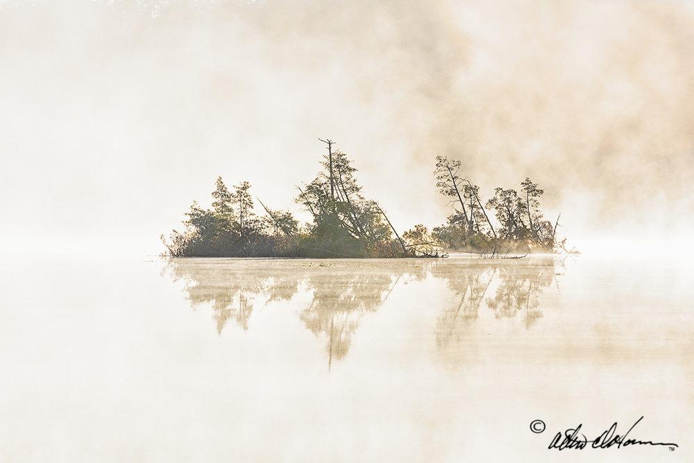 """Adrift In A Mist""  - (A,E,F)"