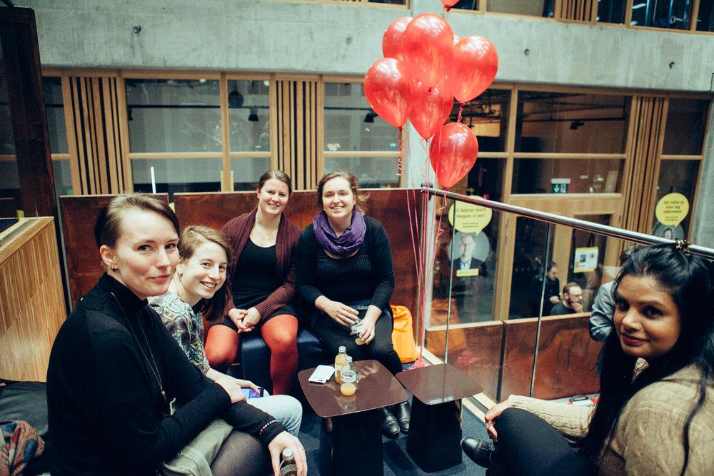 Malmö Startups Women in Entrepreneurship