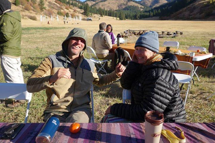 Wilderness Guide's Gathering, Washington, 2015