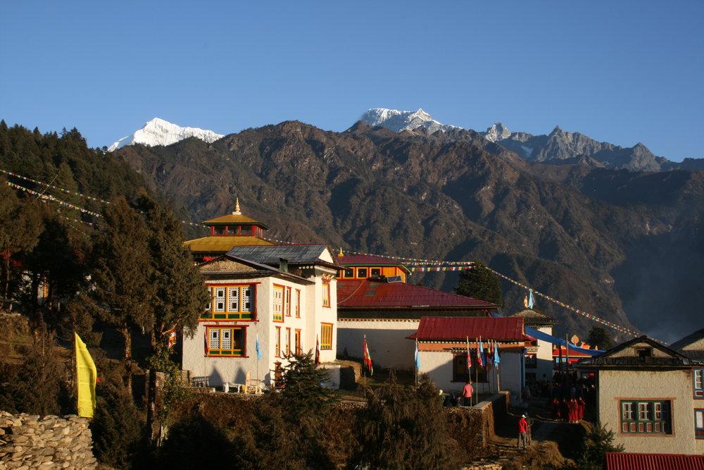 Taksindu Monastery  Photo by Nomad Nepal