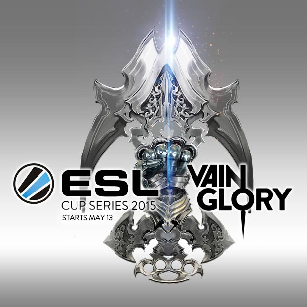 The ESL Vainglory Cup Series begins May 13.