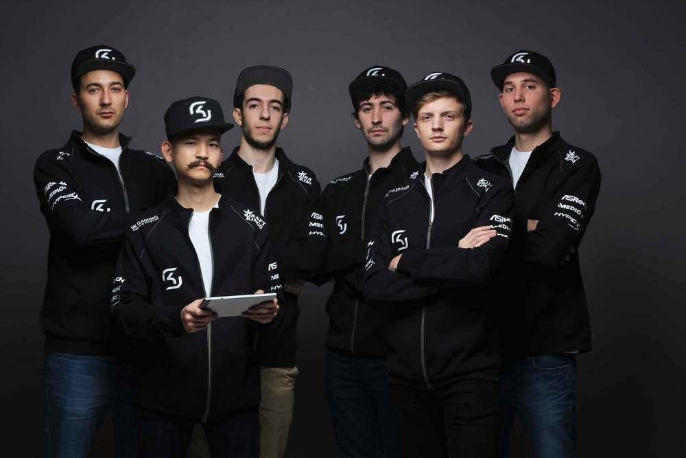 SK Gaming's Vainglory Team