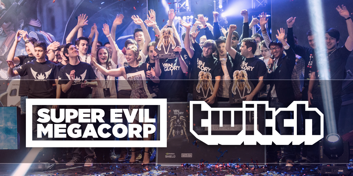 Twitch and Super Evil Megacorp Partner for Expanded
