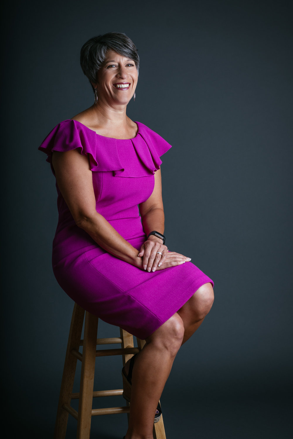Julie Baumgardner - President & CEO Of First Things First