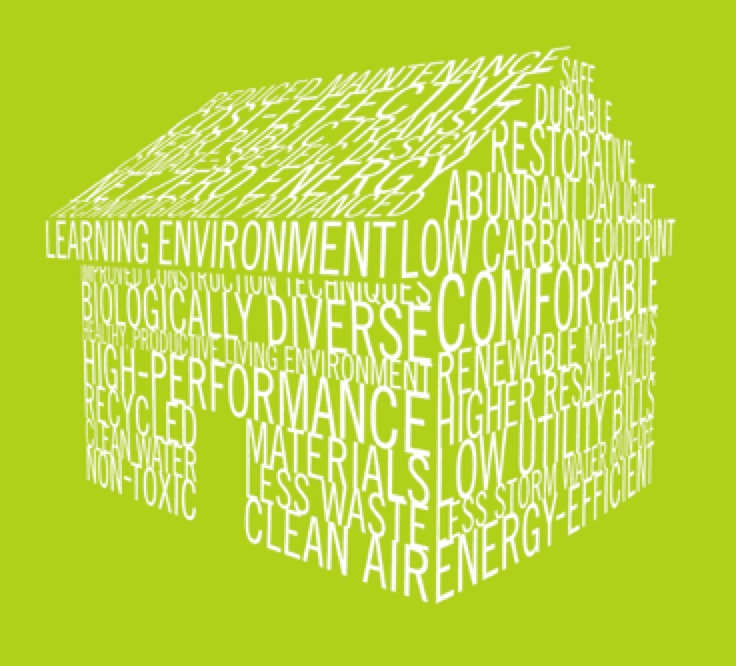 image is from cover of LEED for Homes Reference Guide