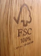 Forestry Stewardship Council Logo.