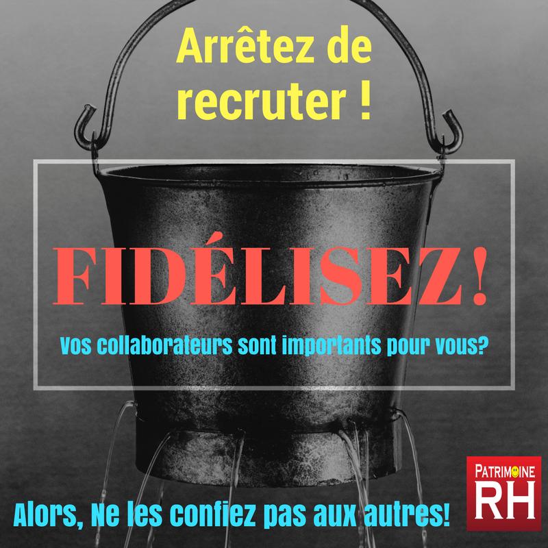 Patrimoine-RH - Rétention, fidélisation, engagement!