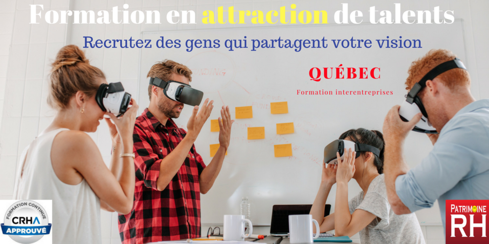 Formation attraction de talents