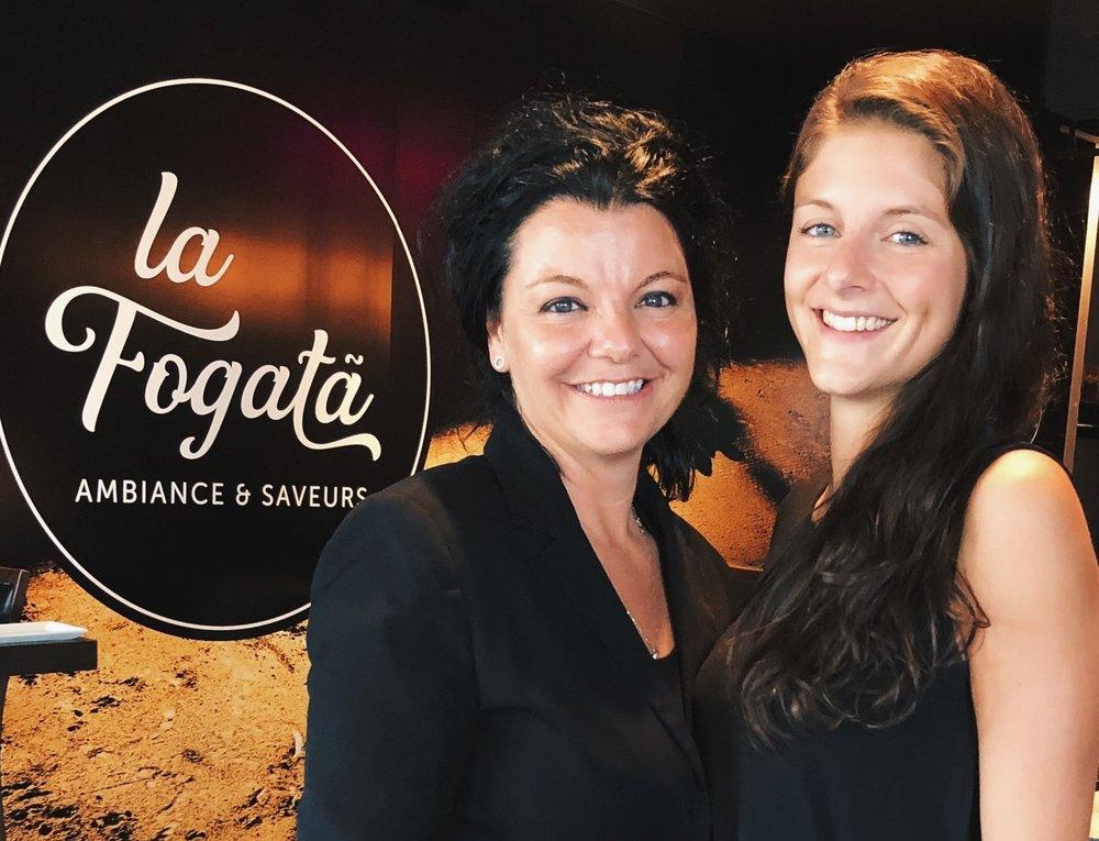 Nathalie M.Robitaille & Frédérique Leblanc-Normand