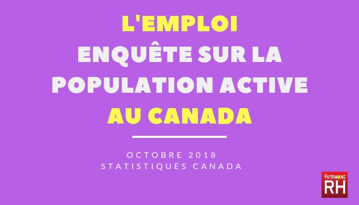 Enquête sur la population active, octobre 2018 au Canada.png