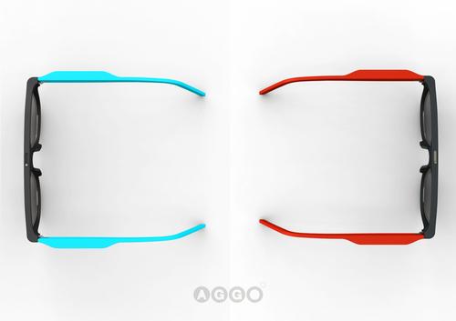 Google eyewear — AGGO studio