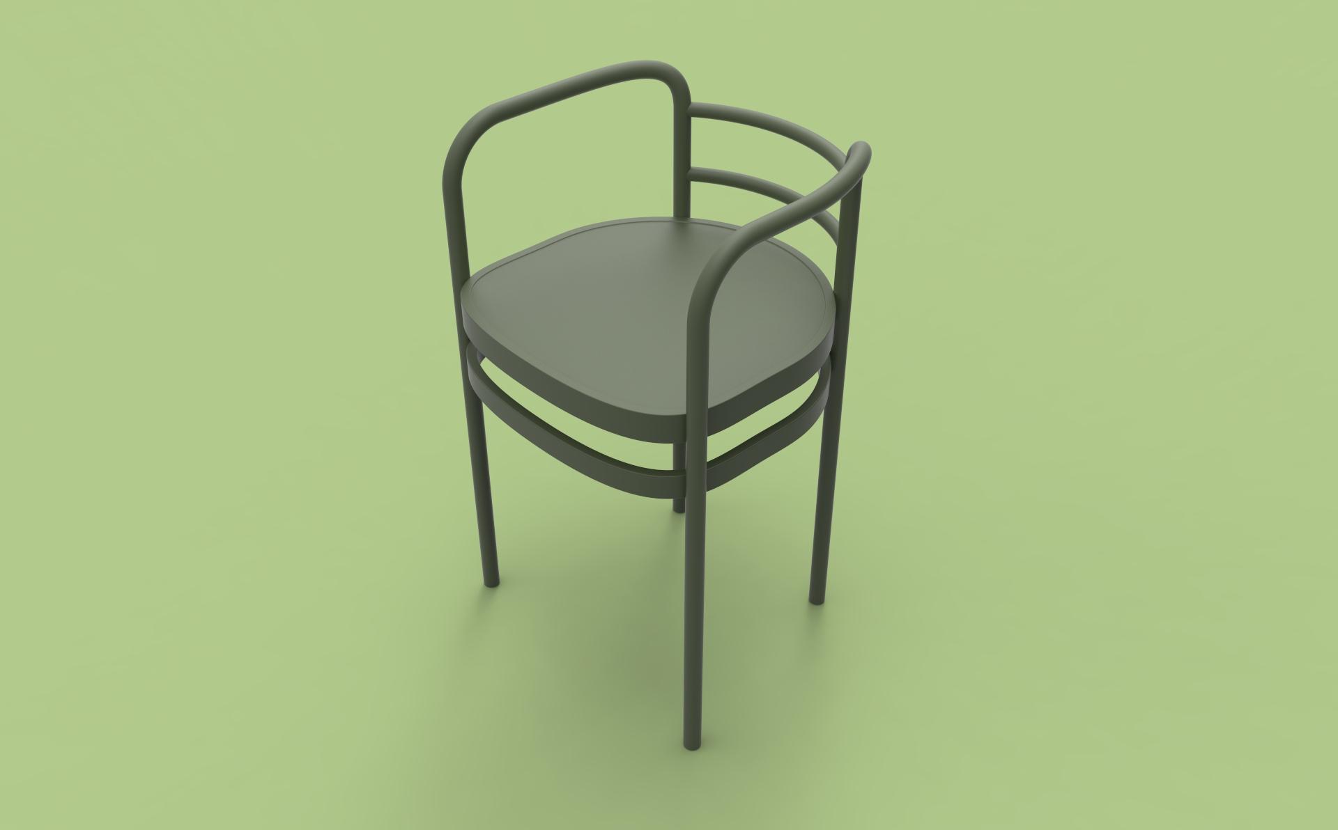 Minimal Classic Chair — AGGO studio