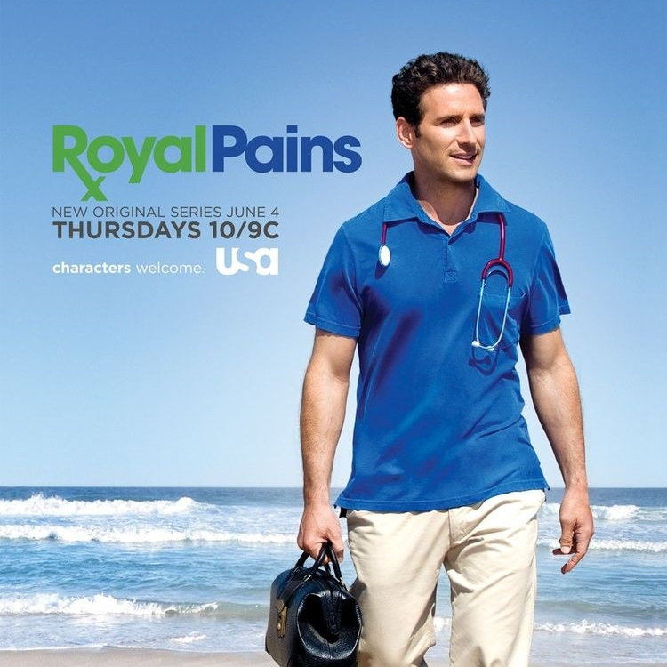 Royal Pains (USA)