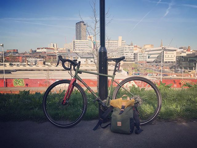 How I plan to navigate Sheffield for the next few months. Welcome back blue skies.