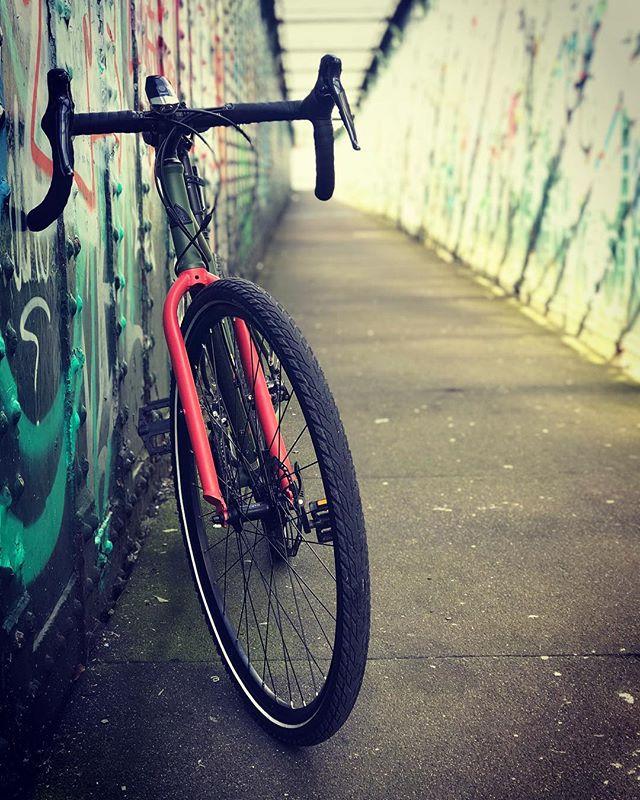 I really like my bike.