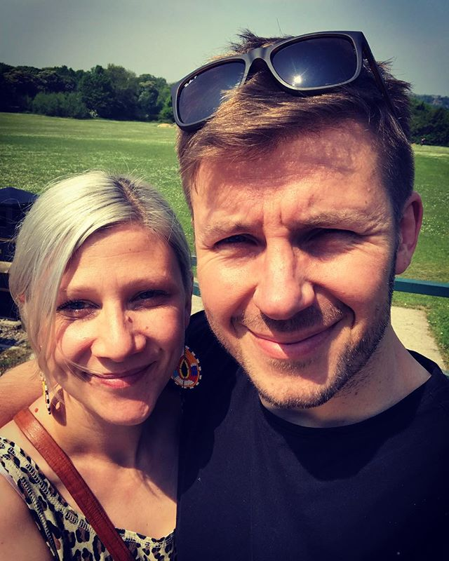 Seventh wedding anniversary today. Feels like five minutes ago until we think what we've done in that time. Here's to an infinte amount of love, respect and teamwork. ❤️