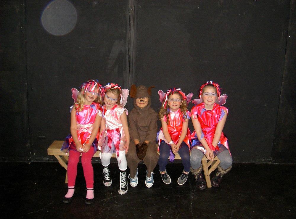 Flower fairies & mouse_3.JPG