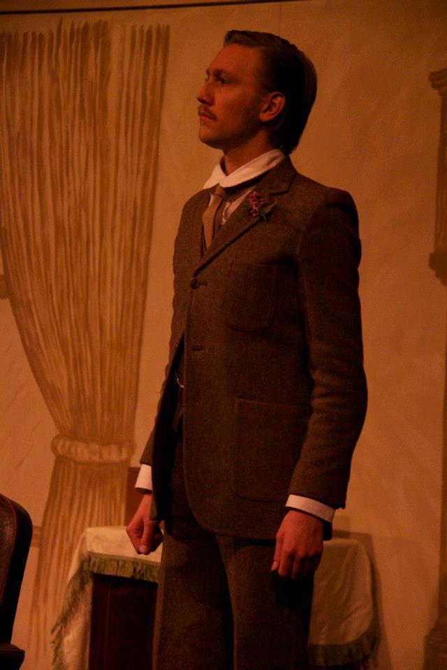 Matt Lambert,  Sherlock Holmes  2012
