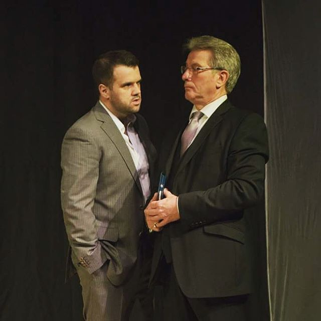 #HarlequinTheatre #Northwich #Cheshire #LocalTheatre #LookingDapper #TheLastStop #OriginalPlay