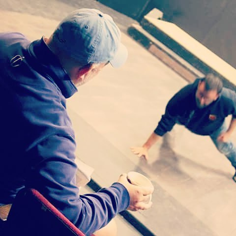 When the director makes you work #werkwerkwerk #Northwich #Bouncers #Theatre #ThirdPlay #HarlequinTheatre #Cheshire #BookNow #GettingFit