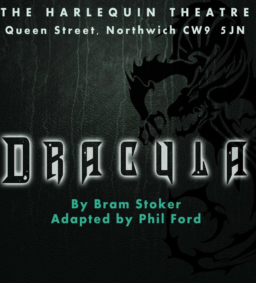Dracula - by Phil Ford from Bram Stoker18 - 21 April 2018