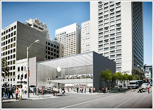 APPLE FLAGSHIP STORE: UNION SQUARE