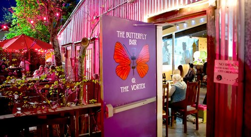 Aug 16th Réseau Jeunes Francophones MeetUp - the Butterfly Bar @ the Vortex