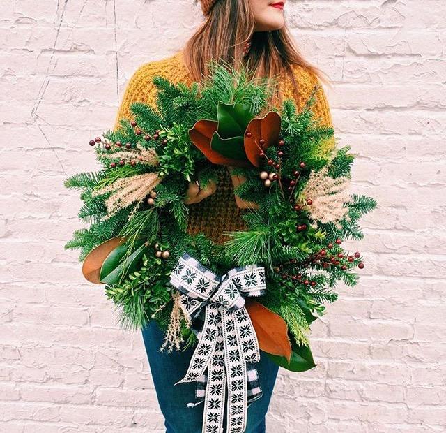 Wreath Making Workshop The Farmer S Daughter
