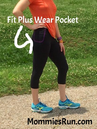 Fit Plus Wear pocket