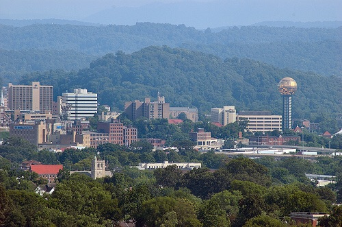 Rocky Top, you'll always be, home sweet home to me.