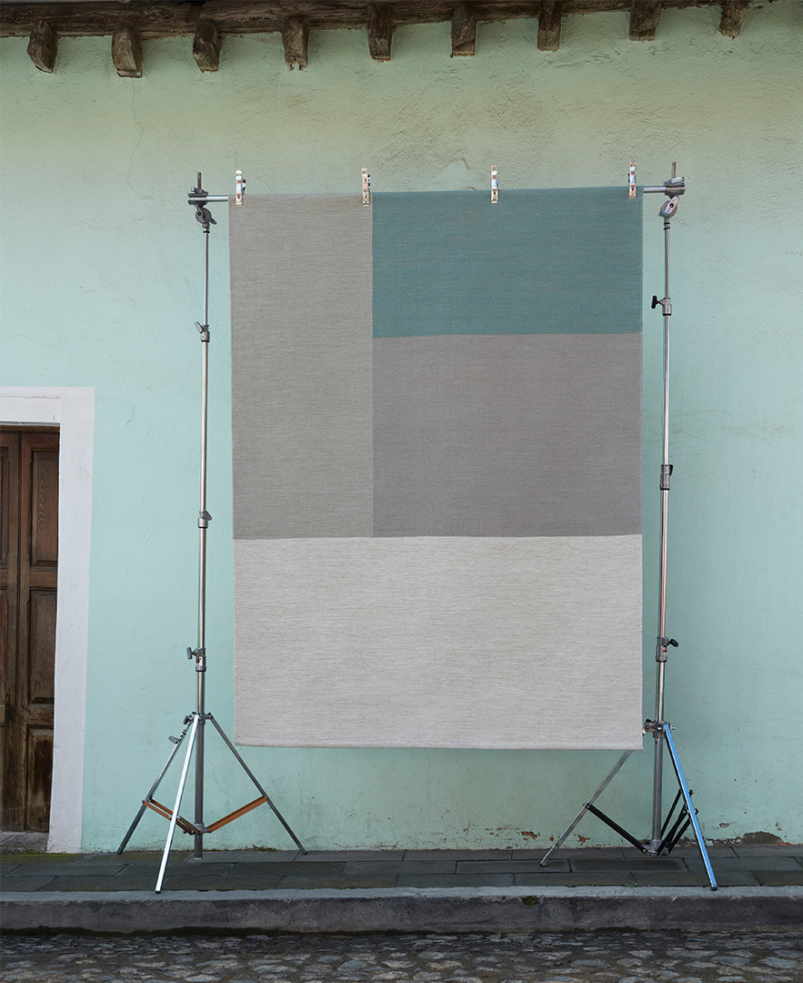 Fold Rug from Armadillo & Co
