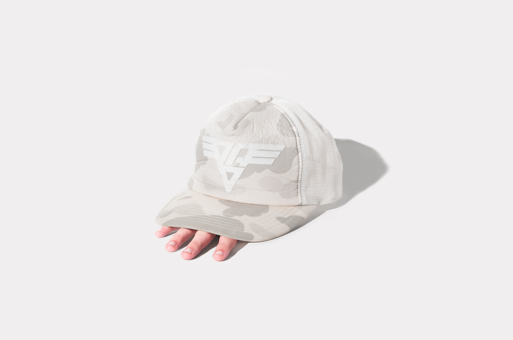 product photography bape hat