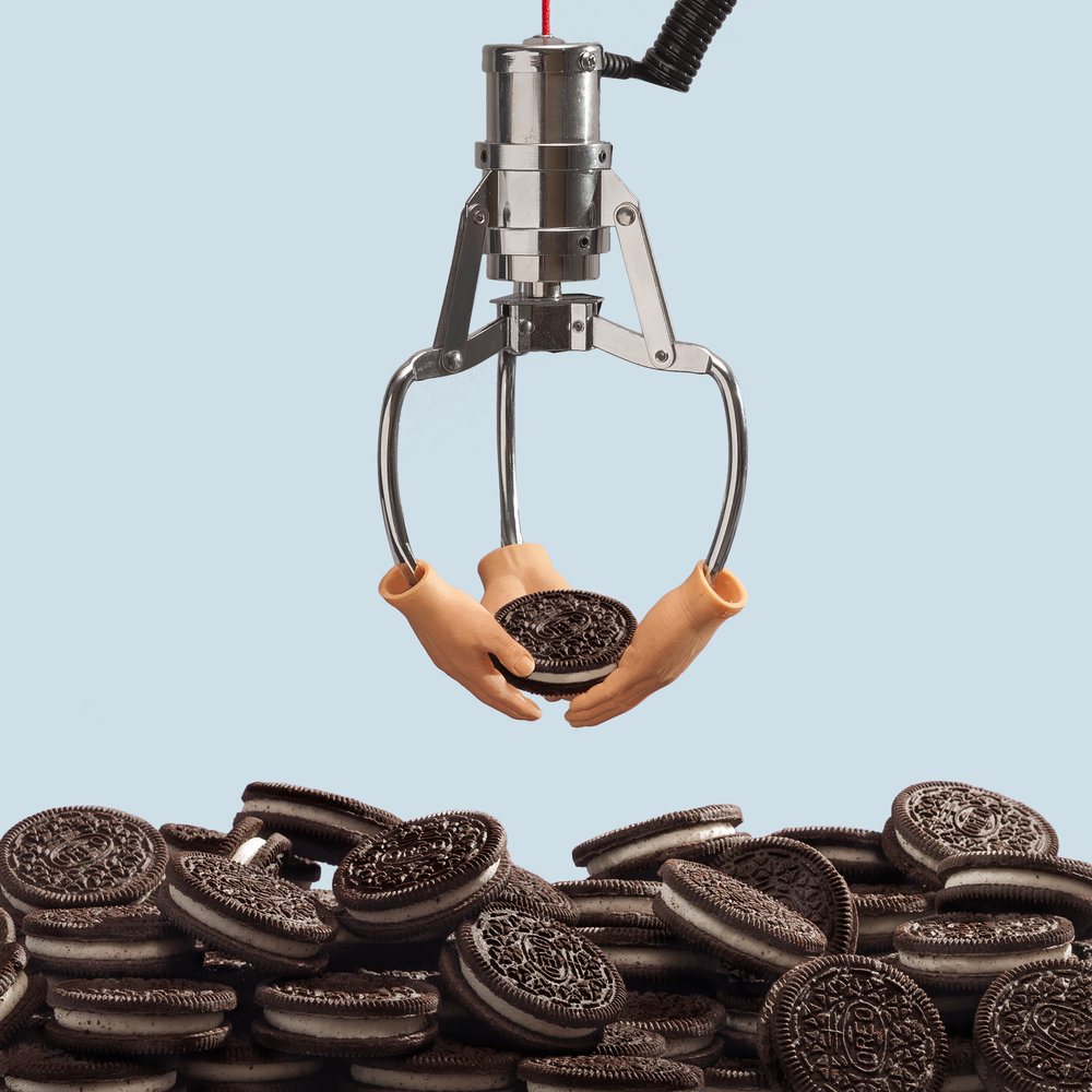Oreos Food Photography